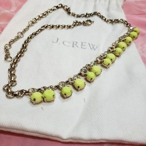 J. Crew Jewelry - 🌾J. Crew! Cluster Necklace🌾